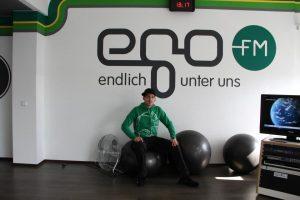 DJ MG @ egoFM Lokalhelden 2012 – München