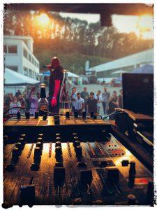 DJ MG x FLA da Liquid @Sommerblubbern Open Air 2018 – Biberach